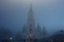 22 декабря 2013 года епископ Городецкий и Ветлужский Августин совершил Божественную литургию в селе Роженцово Шарангского района в храме иконы Божией Матери Казанская