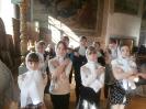 Исповедь и причастие детей православного кружка_2