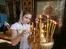 Исповедь и причастие детей православного кружка_4