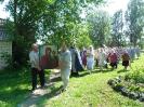 Престольный праздник в честь Казанской иконы Божией Матери -2011